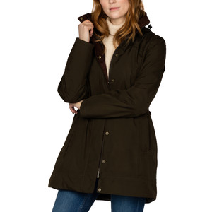 Leopardstown Coat Olive