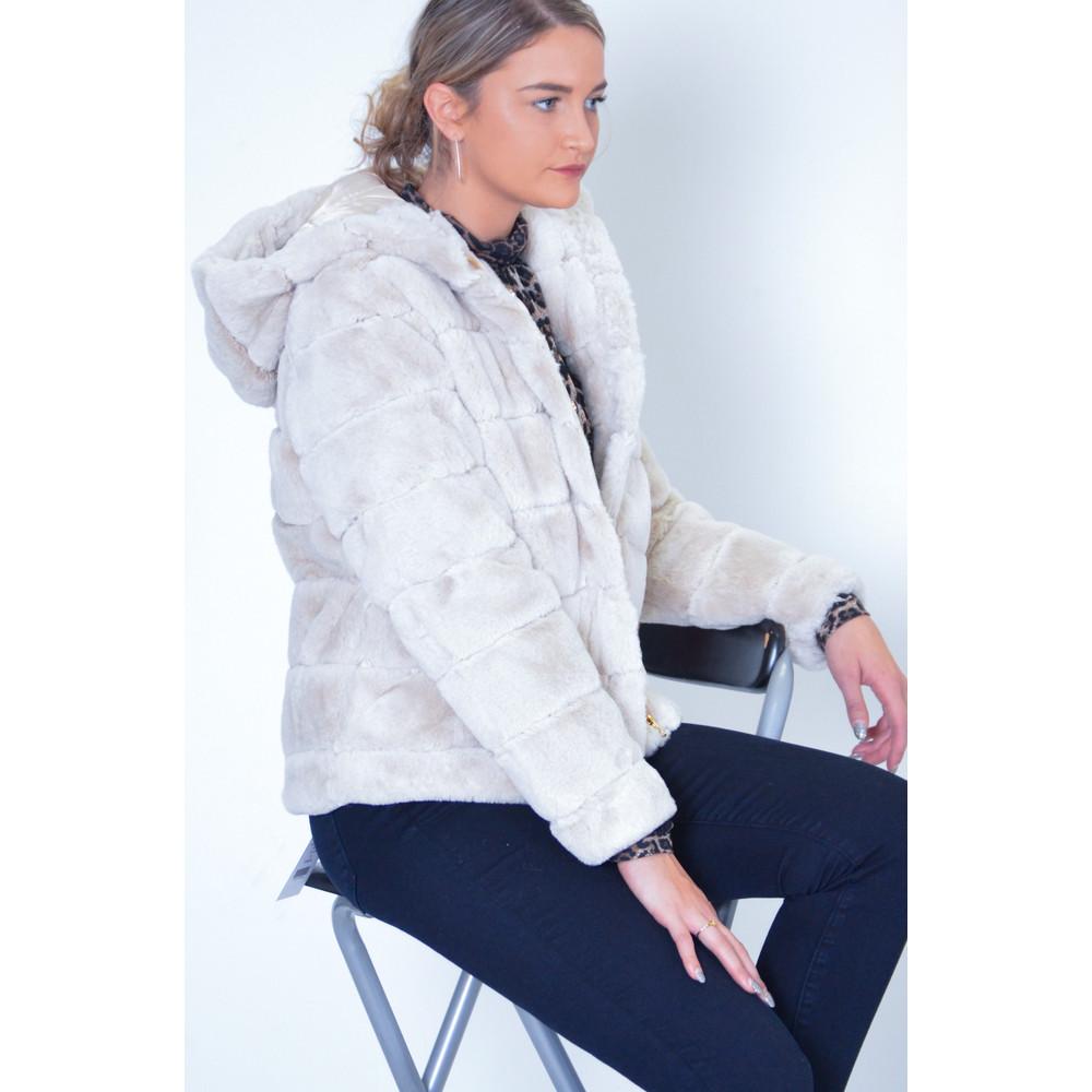a44d6c10 Samsoe Samsoe Saba Boxy Fit Jacket with Hood