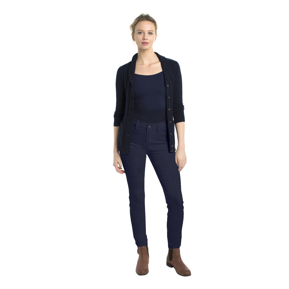 Dubarry Hollyfern Skinny High Rise Jean Navy