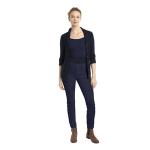 Hollyfern Skinny High Rise Jean Navy
