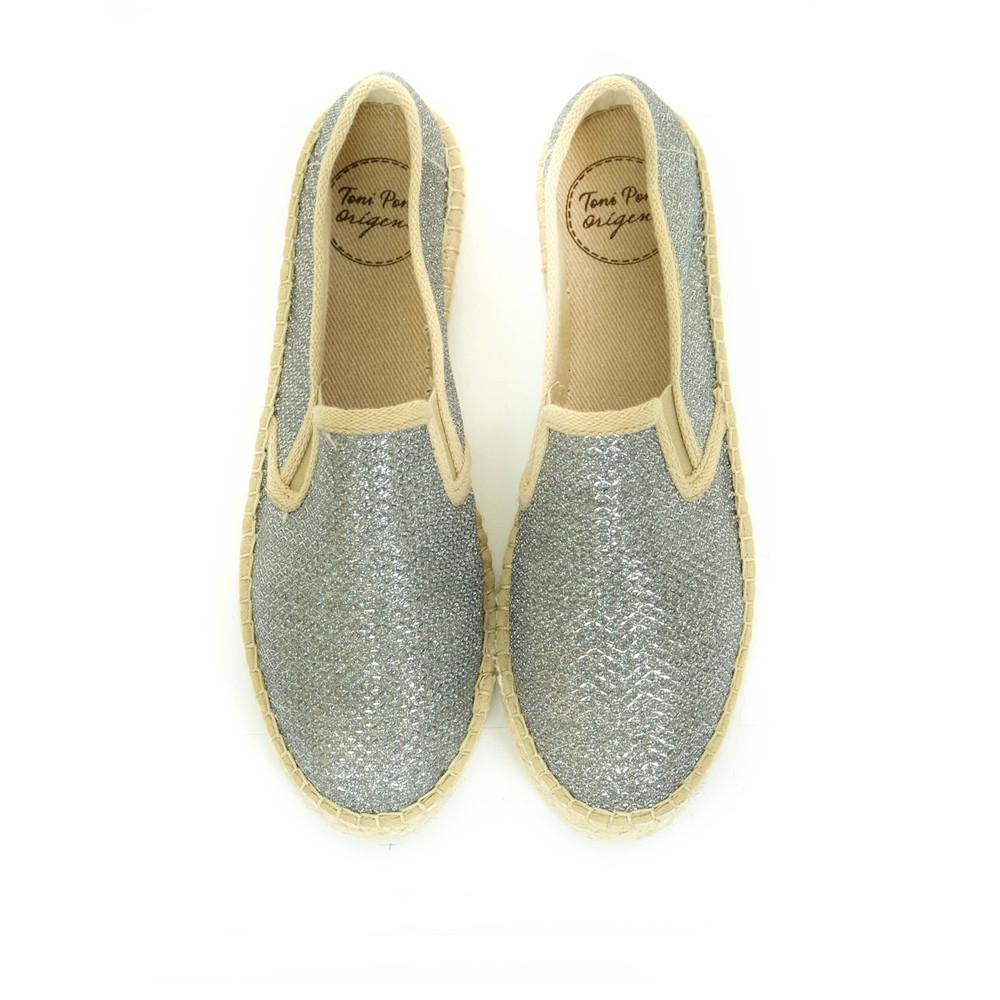 Toni Pons Fonda Metallic Shoe Lead