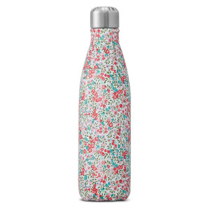 Liberty Print Fabric Insulated Flask Wiltshire