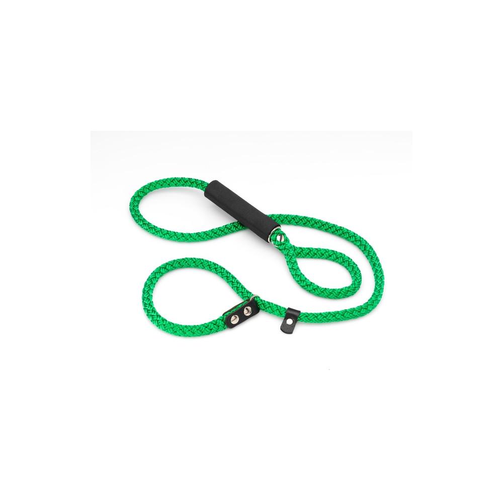 Linky Smart Thick Slip Dog Lead - 160cm Jade