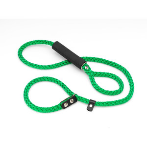Linky Smart Thick Slip Dog Lead - 160cm  in Jade