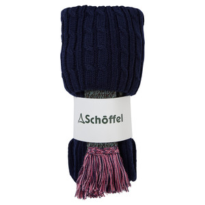 Schoffel Country Lilymere Sock in Navy