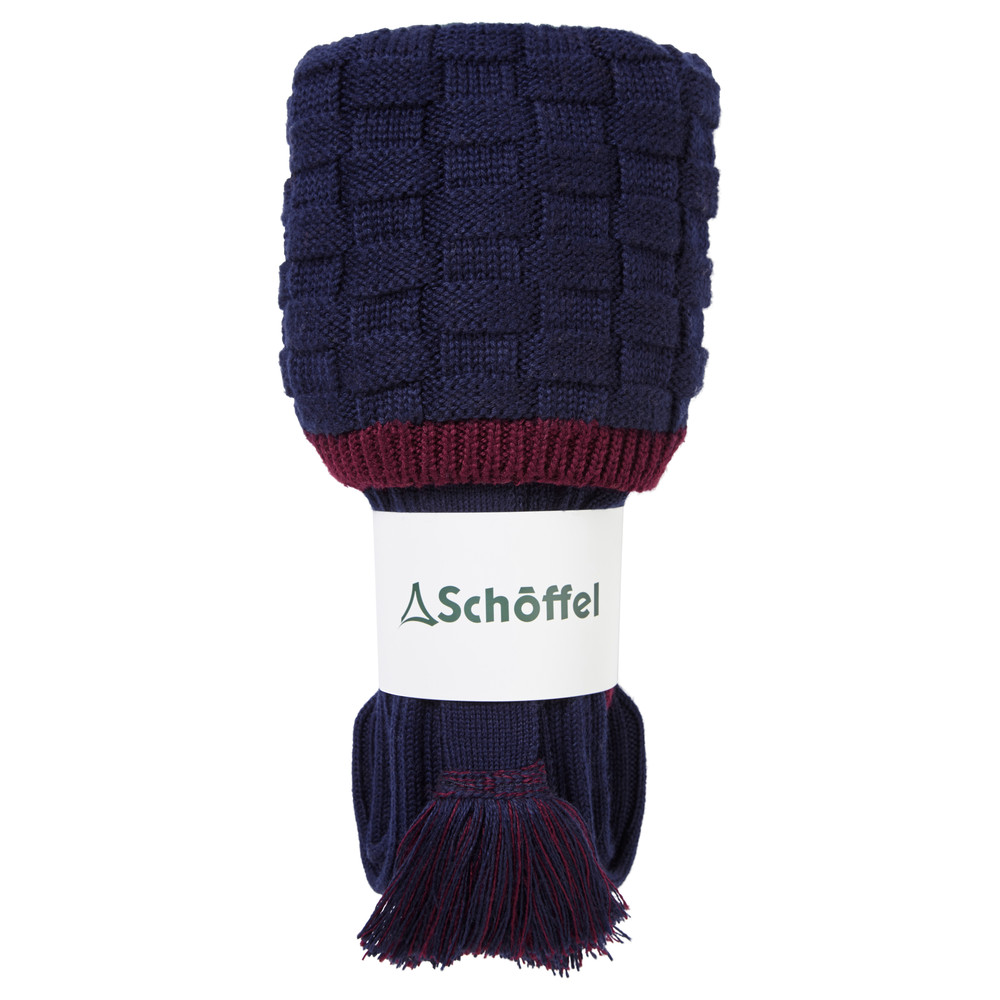 Schoffel Country Teigh Sock Navy