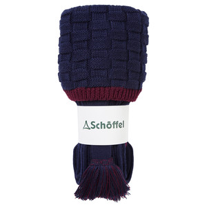 Schoffel Country Teigh Sock in Navy