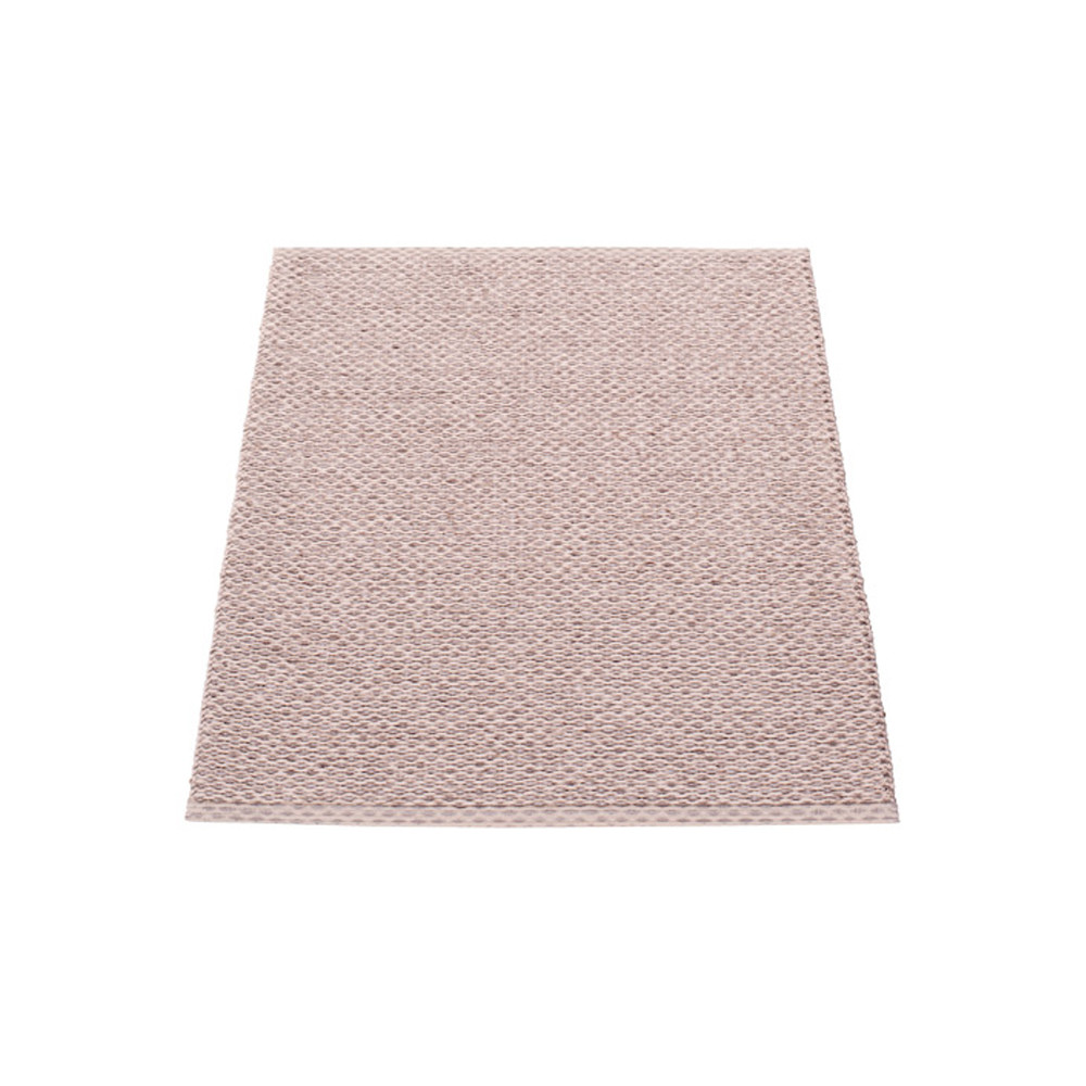Pappelina Svea Reversible Rug Lilac/Pale Rose
