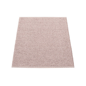 Svea Reversible Rug Lilac/Pale Rose