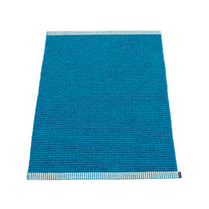 Mono Rug Petrol/Light Petrol