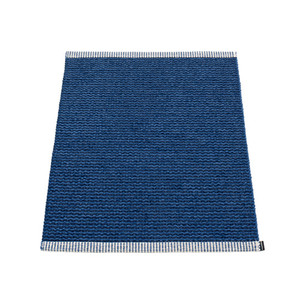 Mono Rug Dark Blue/Denim