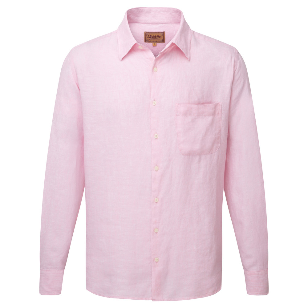 Schoffel Country Thornham Shirt Pink
