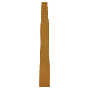 Schoffel Country Knitted Tie in Ochre