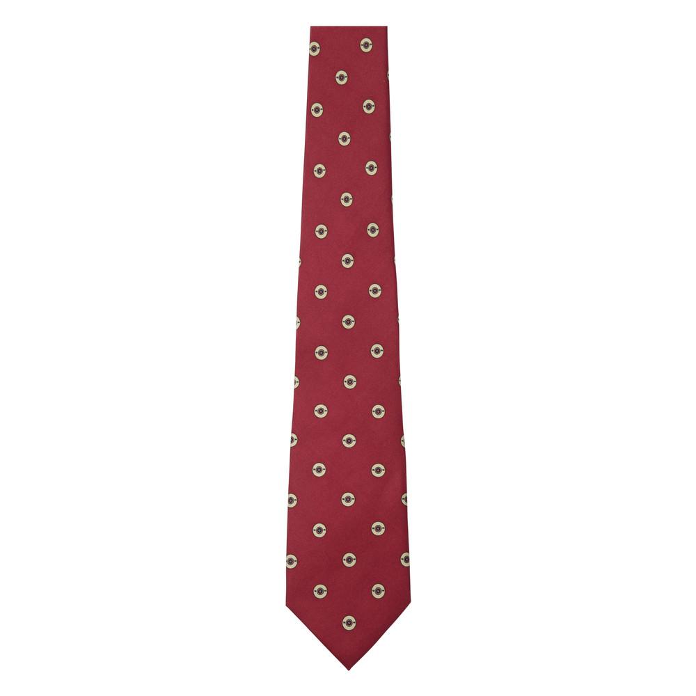 Schoffel Country Silk Tie Red